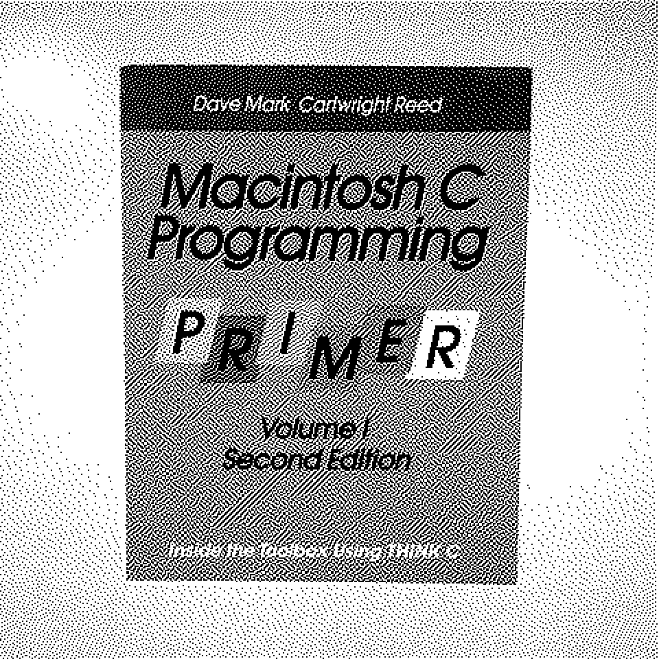 Mac Programming Books